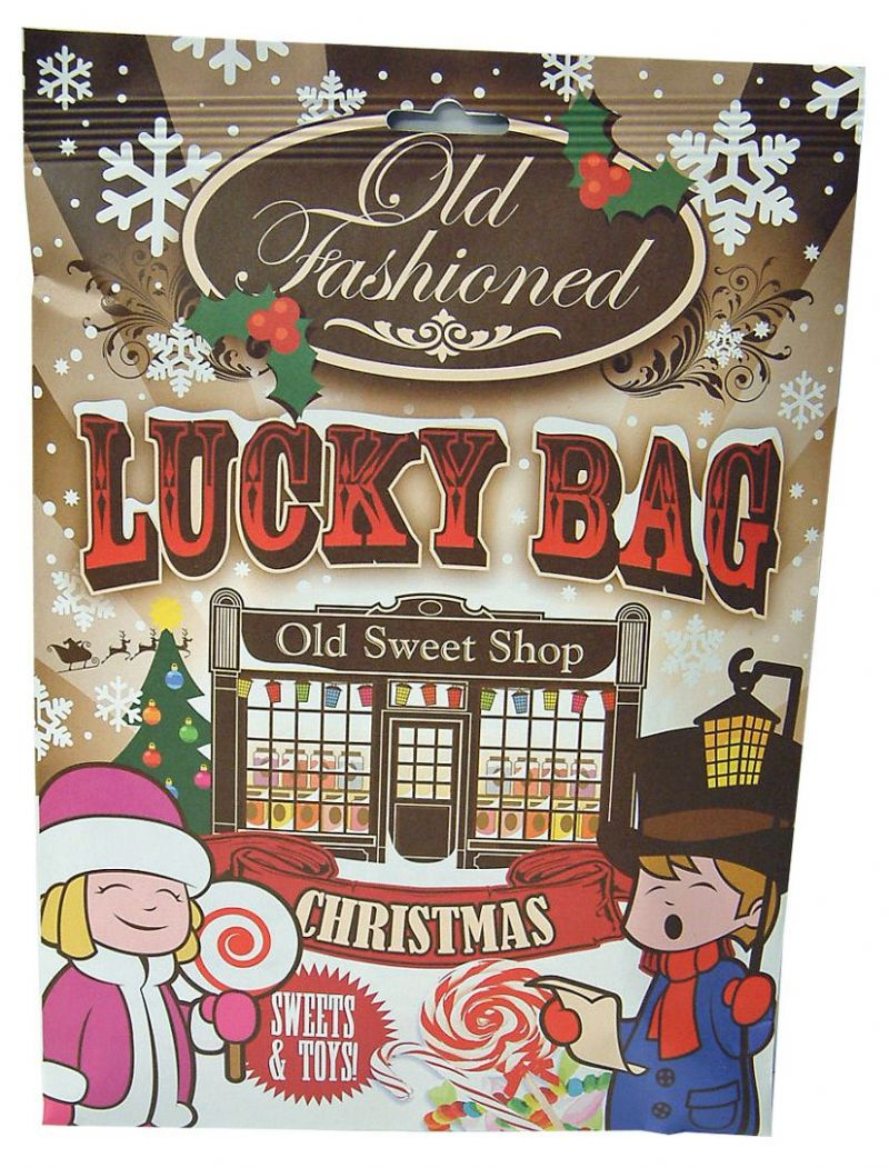 Christmas  Lucky Bags | Sweet and Nostalgic
